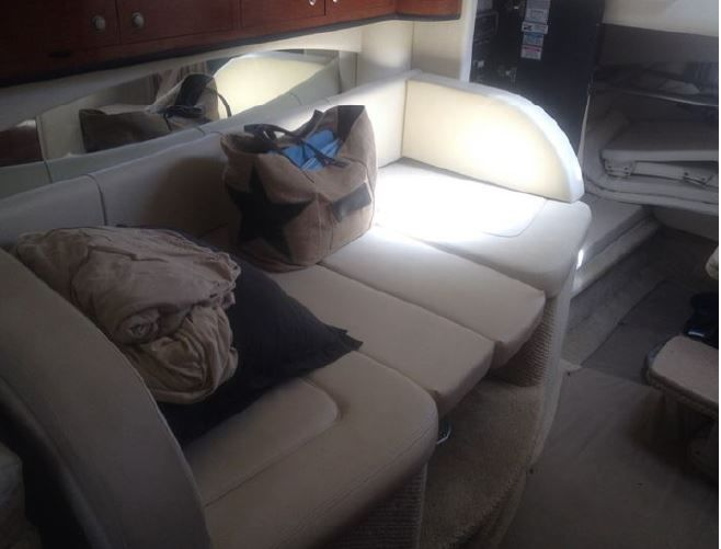 SEA RAY SUNDANCER 335